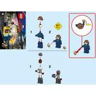 LEGO Captain Marvel and Nick Fury Set 30453 Instructions