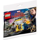 LEGO Captain Marvel and Nick Fury Set 30453 Packaging