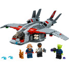 LEGO Captain Marvel and The Skrull Attack Set 76127