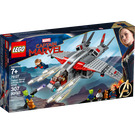 LEGO Captain Marvel and The Skrull Attack Set 76127 Packaging
