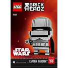 LEGO Captain Phasma Set 41486 Instructions