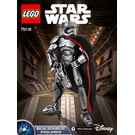 LEGO Captain Phasma Set 75118 Instructions