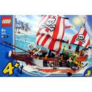 LEGO Captain Redbeard's Pirate Ship Set 7075-1