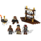 LEGO Captain's Cabin Set 4191