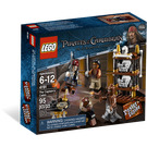 LEGO Captain's Cabin Set 4191 Packaging