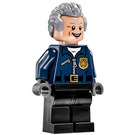 LEGO Captain stacy Minifigure