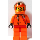 LEGO Car 56 Racers Driver Minifigure