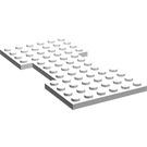 LEGO Car Base 6 x 12
