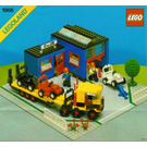 LEGO Car Repair Shop Set 1966
