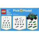 LEGO Car Set 3850002 Instructions