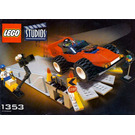 LEGO Car Stunt Studio Set 1353