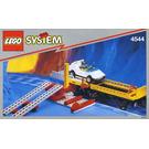 LEGO Car Transport Wagon with Car Set 4544