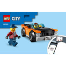 LEGO Car Transporter Set 60305 Instructions