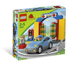 LEGO Car Wash Set 5696 Packaging