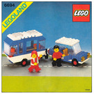LEGO Car with Camper Set 6694