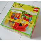 LEGO Caravan and Rowboat Set 3680 Packaging