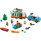LEGO Caravan Family Holiday Set 31108