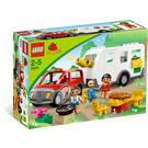 LEGO Caravan Set 5655 Packaging