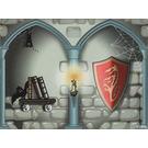 LEGO Cardboard Vampire Castle Backdrop (43651)