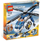 LEGO Cargo Copter Set 4995 Packaging