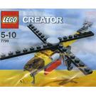 LEGO Cargo Copter Set 7799