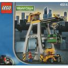 LEGO Cargo Crane Set 4514