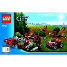 LEGO Cargo Heliplane Set 60021-1 Instructions
