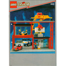 LEGO Cargo Station Set 4555 Instructions