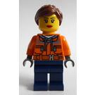 LEGO Cargo Terminal Center Worker Minifigure