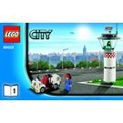 LEGO Cargo Terminal Set 60022 Instructions