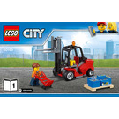 LEGO Cargo Terminal Set 60169 Instructions