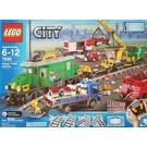 LEGO Cargo Train Deluxe Set 7898
