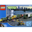 LEGO Cargo Train Set 4512