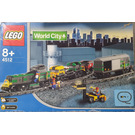 LEGO Cargo Train Set 4512 Packaging