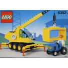 LEGO Cargomaster Crane Set 6352