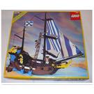 LEGO Caribbean Clipper Set 6274 Packaging