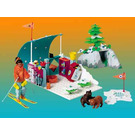 LEGO Carla's Winter Camp Set 3148