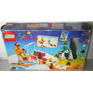 LEGO Carla's Winter Camp Set 3148 Packaging