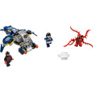 LEGO Carnage's SHIELD Sky Attack Set 76036