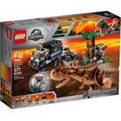 LEGO Carnotaurus Gyrosphere Escape Set 75929 Packaging
