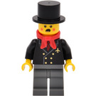 LEGO Caroler, Male Minifigure