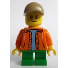 LEGO Carousel Boy Minifigure