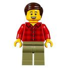LEGO Carousel Man Minifigure