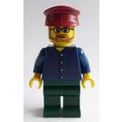 LEGO Carousel Operator Minifigure