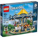 LEGO Carousel Set 10257 Packaging