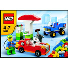 LEGO Cars Building Set 5898 Instructions