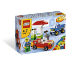 LEGO Cars Building Set 5898 Packaging