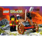 LEGO Cart Set 1184