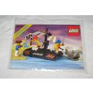 LEGO Castaway's Raft Set 6257 Instructions