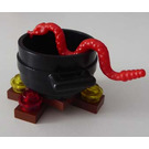 LEGO Castle Advent Calendar Set 7979-1 Subset Day 15 - Cooking Pot with Snake
